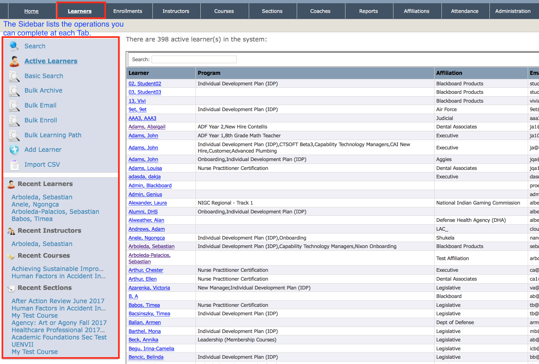 The Genius Administrator\'s Interface – The Genius SIS Help ...